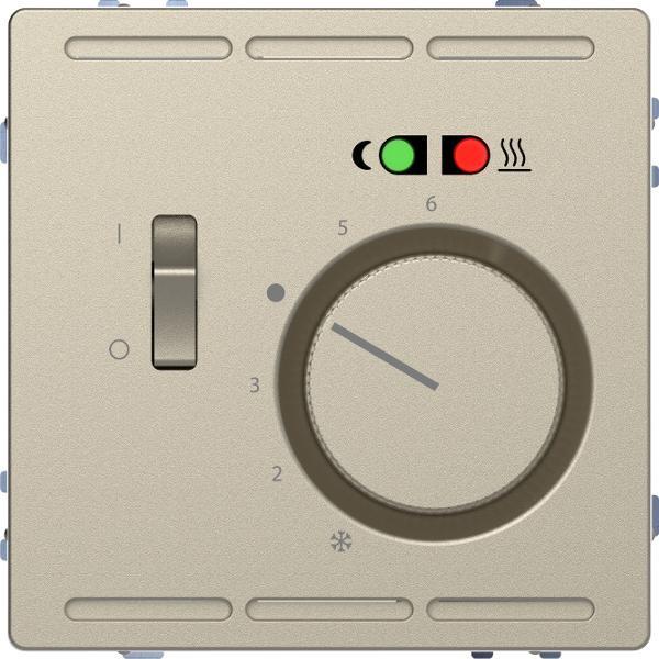 Merten MEG5764-6033 Fußbodentemperaturregler Wechsler 230V Sahara