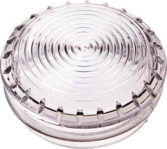 Berker 1220 Haube für Lichtsignal E14 Zubehör Klar Transparent