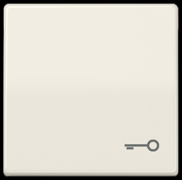 """JUNG ABAS591T Wippe mit Symbol """"Schlüssel"""" Cremeweiß"""