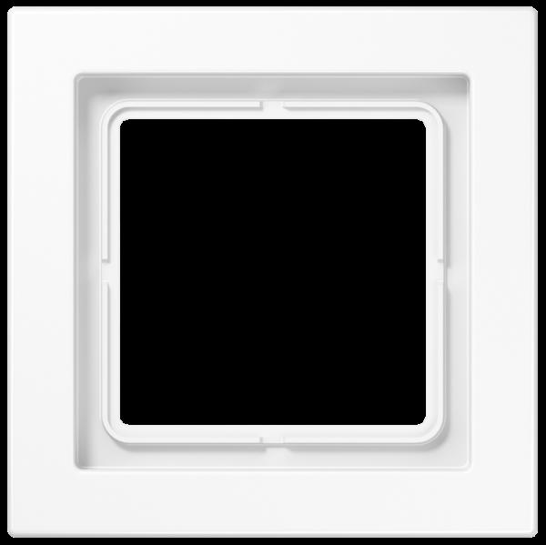JUNG LSD981WW Rahmen 1-Fach LS-Serie Alpinweiß
