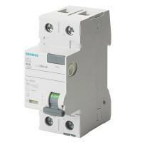 Siemens 5SV3312-6 Fi-Schutzschalter 25A 2-Polig 0,03A