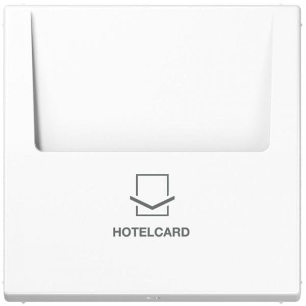 JUNG LS590CARDWW Hotelcard-Schalter Alpinweiß