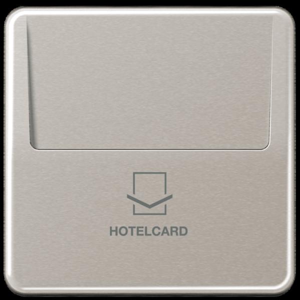 JUNG CD590CARDPT-L Hotelcard-Schalter Platin