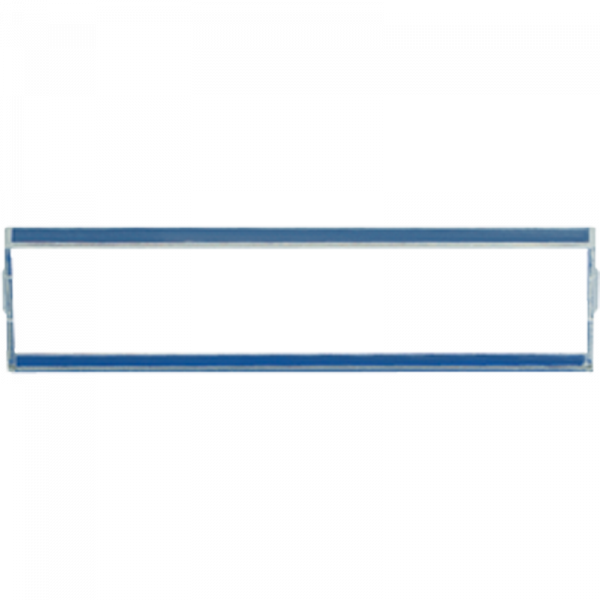 JUNG A81NA Transparente Abdeckung für Schriftfeld 17 x 54 mm
