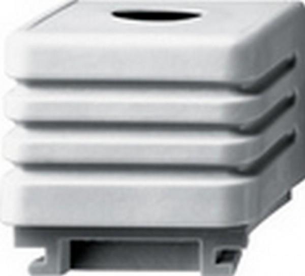 GIRA 000730 Adapter mit Leitungseinführung 2-Fach