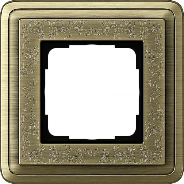GIRA 0211661 Rahmen 1-Fach ClassicX Art Bronze