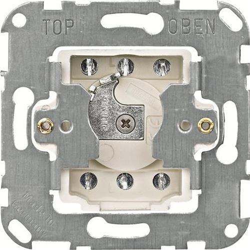 Merten 318901 Rollladentaster-Einsatz für Schließzylinder 2-Polig