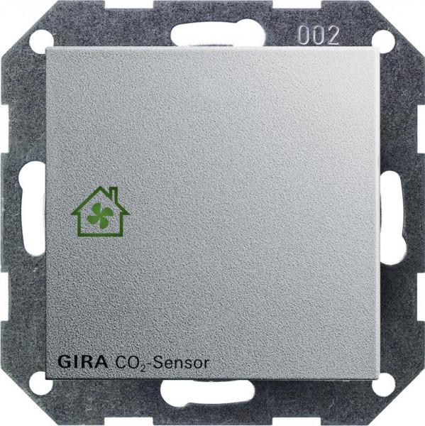 GIRA 238126 Raumluftsensor Farbe-Alu