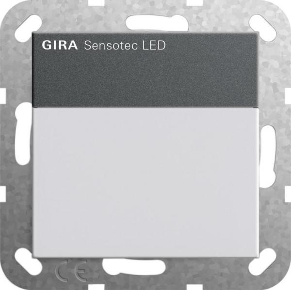 GIRA 237828 Sensotec LED ohne Fernbedienung Anthrazit