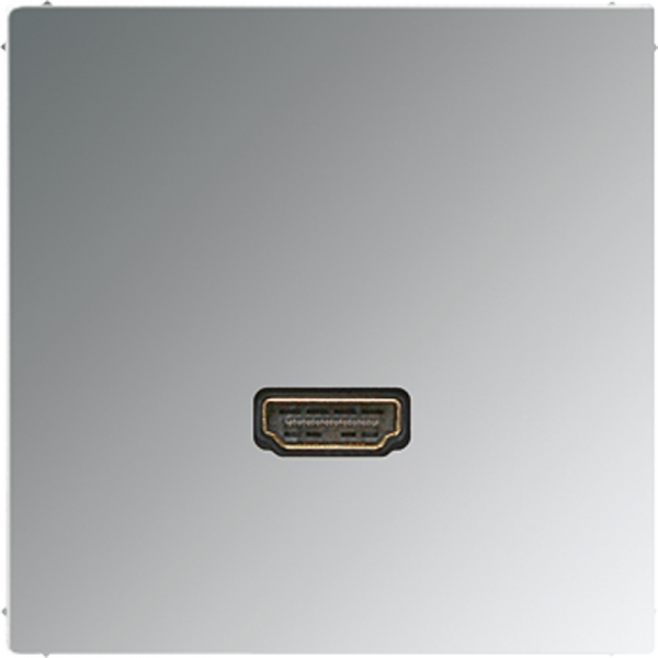 JUNG MAGCR1112 HDMI Glanz-Chrom