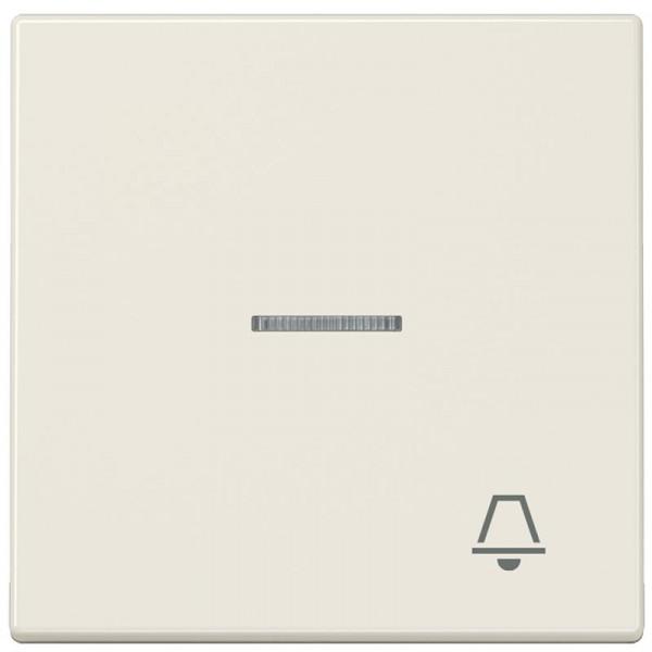 "JUNG LS990KO5K Kontroll-Wippe mit Symbol ""Klingel"" Creme-Weiß"