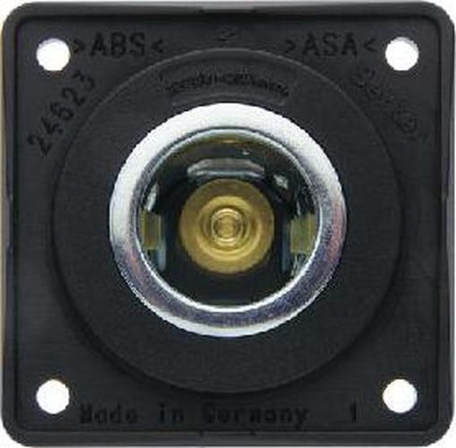 Berker 845712503 Power Steckdose 12 V, Integro Modul-Einsätze, Schwarz Matt