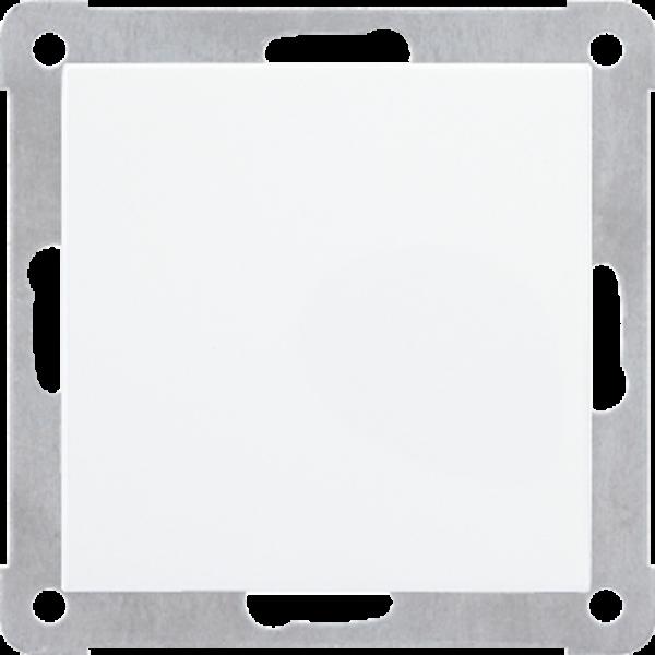 JUNG NRSLS0834USVWW USV-Modul für Notrufsystem Alpinweiß