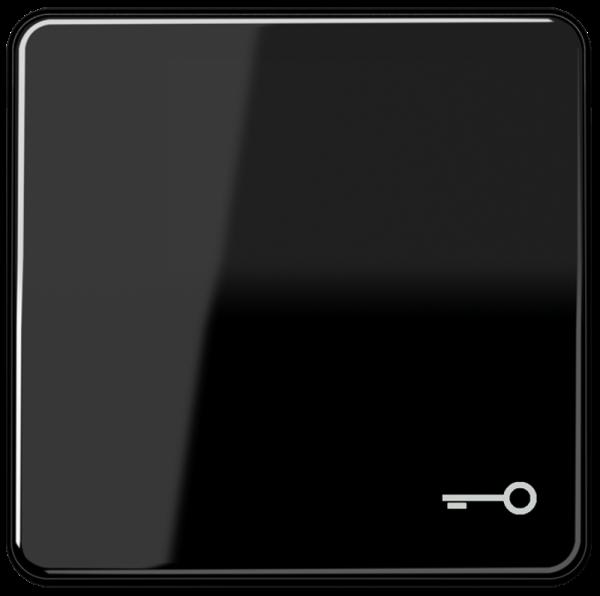 """JUNG CD590TSW Wippe mit Symbol """"Schlüssel"""" Schwarz"""