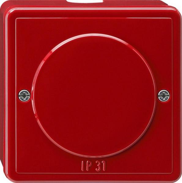 GIRA 007043 Abzweigdose IP31 Rot