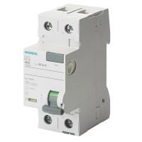 Siemens 5SV3314-6 Fi-Schutzschalter 40A 2-Polig 0,03A