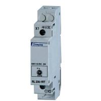 Doepke RL230-1W Leuchtmelder Weiß LED 230V