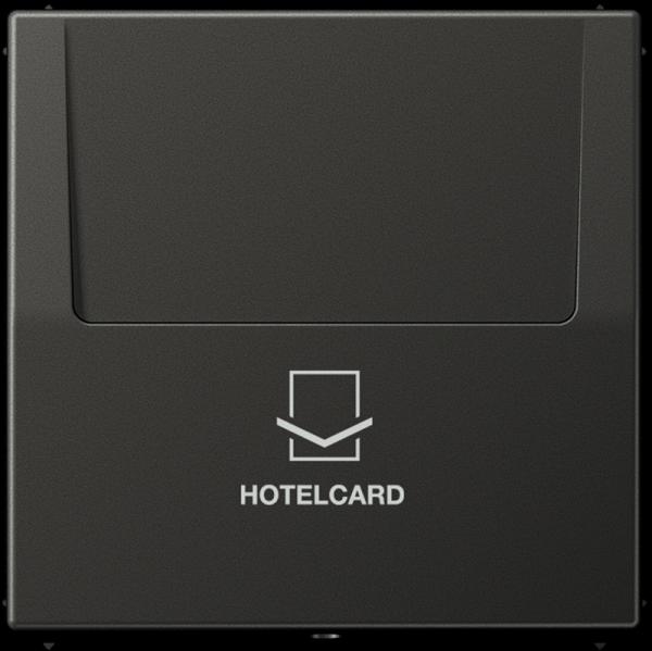 JUNG AL2990CARDAN Hotelcard-Schalter Anthrazit