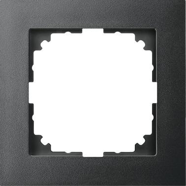 Merten MEG4010-3614 Rahmen 1-Fach M-Pure Anthrazit