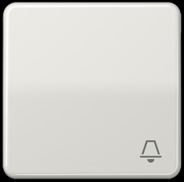 """JUNG CD590KLG Wippe mit Symbol """"Klingel"""" Lichtgrau"""