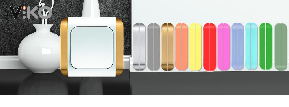 viko schalter steckdosen steckdosen24. Black Bedroom Furniture Sets. Home Design Ideas