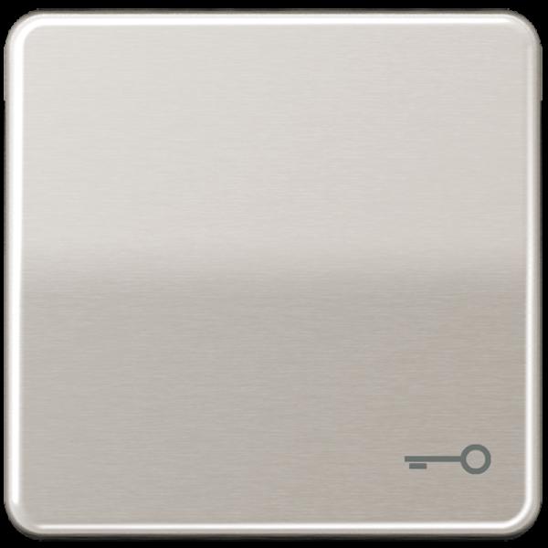 """JUNG CD590TPT Wippe mit Symbol """"Schlüssel"""" Platin"""