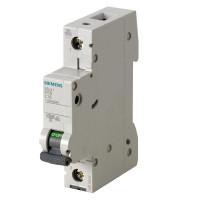 Siemens 5SL4106-7 Leitungsschutzschalter 1-Polig C6A 10kA