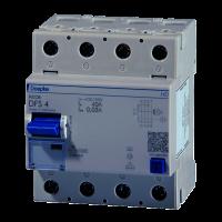 Doepke 9126901 Fi-Schutzschalter 25A 4-Polig 0,30-A