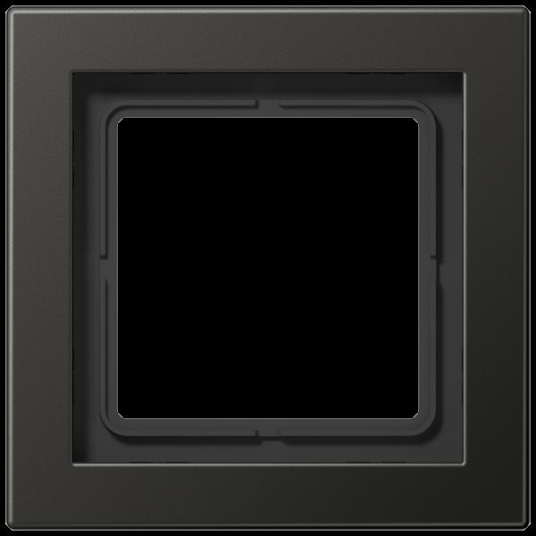 JUNG ALD2981AN Rahmen 1-Fach LS-Serie Anthrazit