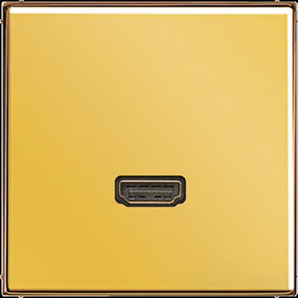 JUNG MAGO1112 HDMI Goldfarben