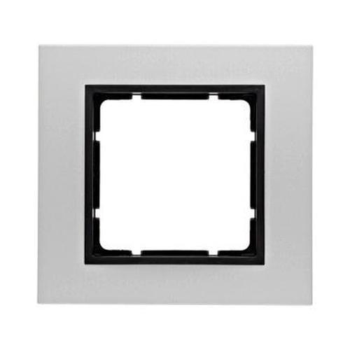 Berker 10116904 Rahmen 1Fach B.7 Alu/Anthrazit