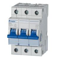 Doepke 9914115 Leitungsschutzschalter DLS 6H B25-3-Polig