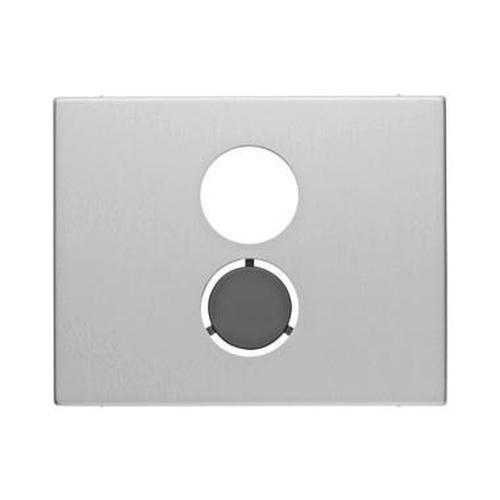 Berker 11847003 Zentralstück für Lautsprecher-Steckdose K.5 Alu