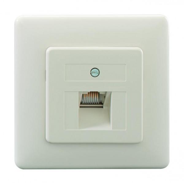 RUTENBECK 13010210 UAE 8(8) Up Anschlußdose Creme-Weiß