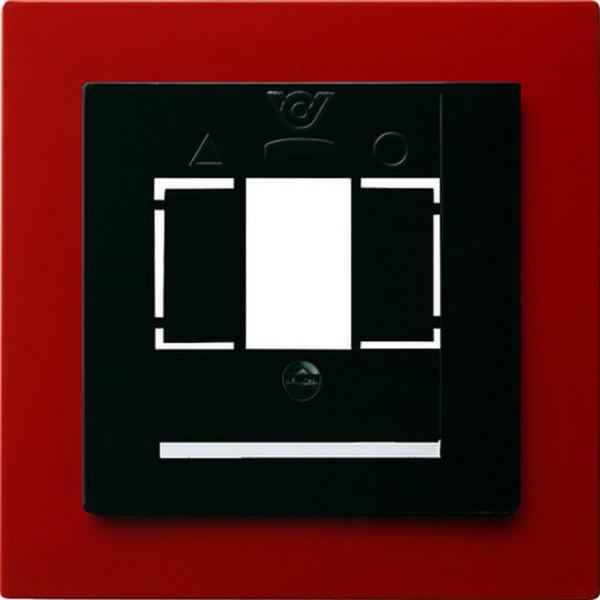 GIRA 026043 Abdeckung TDO Rot