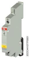 ABB E219-E LED-Leuchtmelder gelb 230V