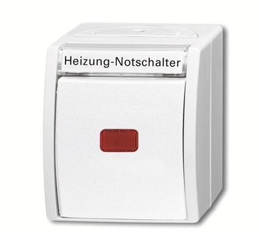 schalter taster ocean ip44 aufputz busch j ger schalter steckdosen steckdosen24. Black Bedroom Furniture Sets. Home Design Ideas