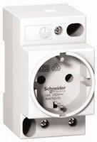 Schneider A9A15310 Schuko-Steckdosen iPC 16A 2P+E 250V