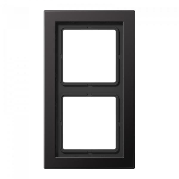 JUNG ALD2982D Rahmen 2-Fach LS-Serie Dark