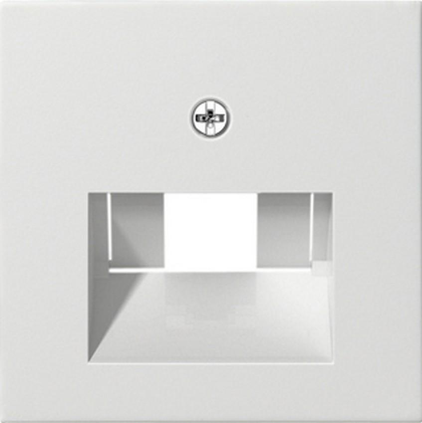 gira mj rj 45 2fach lexcom steckdosen24. Black Bedroom Furniture Sets. Home Design Ideas