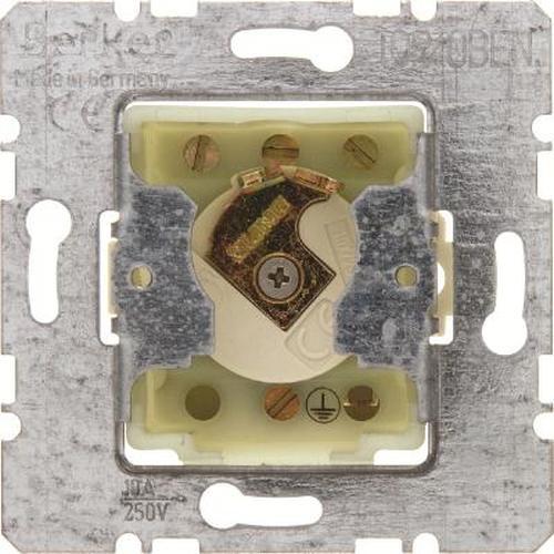 Berker 383620 Schlüsselschalter Einsätz für Profil-Halbzylinder wg Up IP44