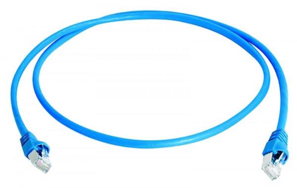 Telegärtner L00006A0046 Patchkabel Cat.6A Blau 20,0m