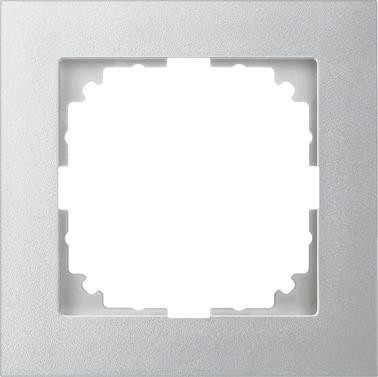 Merten MEG4010-3660 Rahmen 1-Fach M-Pure Aluminium