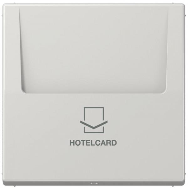 JUNG LS590CARDLG Hotelcard-Schalter Lichtgrau