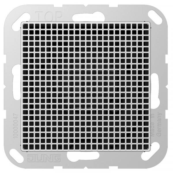 JUNG LSMA4AL Lautsprechermodul Aluminium