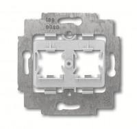 Busch-Jaeger 1820 Tragring Sockel Grau