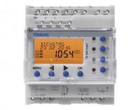 Theben 6440100  TR644 TOP2 Digitale Zeitschaltuhr mit Jahres- und Astro-Programm 4-Kanäle