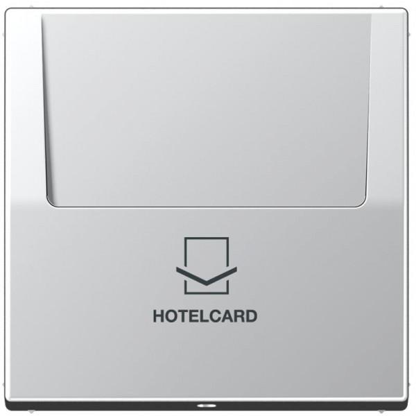 JUNG AL2990CARD Hotelcard-Schalter Aluminium