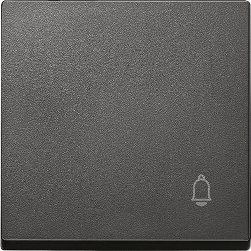 "Merten MEG3305-0414 Wippe mit Symbol ""Klingel"" Anthrazit"