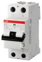 ABB FI/LS-Schutzschalter DS201A-C10